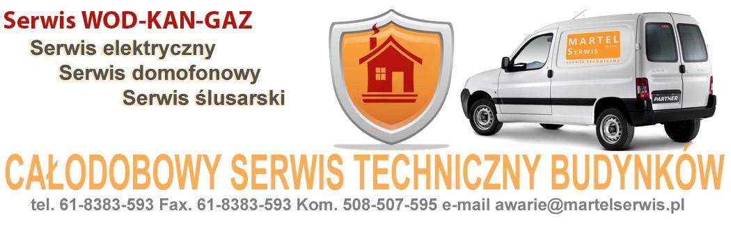 Martel Serwis Logo